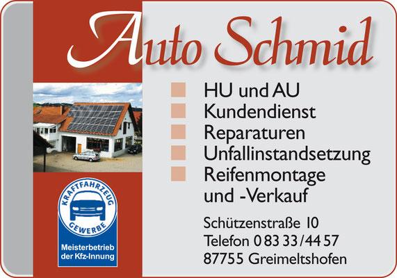 Auto Schmid