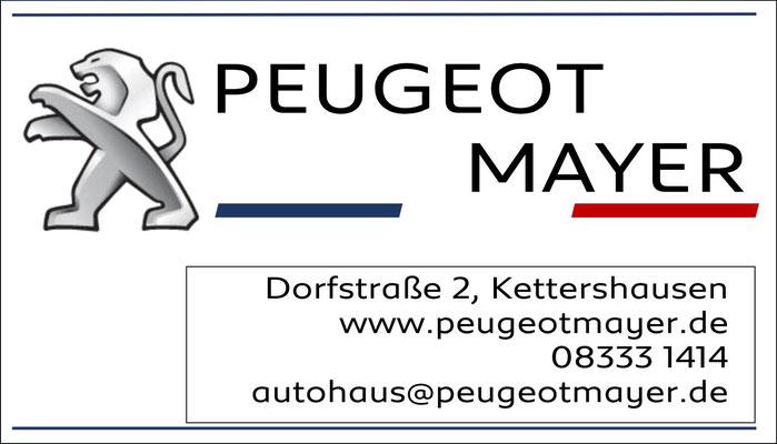 Peugeot Mayer