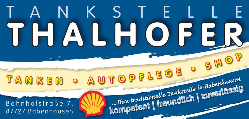 Tankstelle Thalhofer