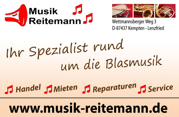 Musikhaus Reitemann