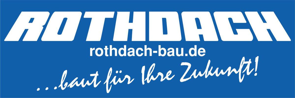 Rothdach Bau