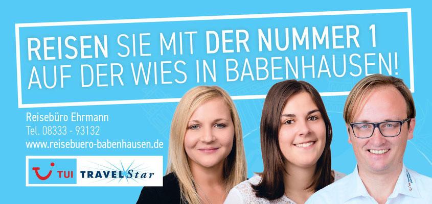 Reisebüro Ehrmann