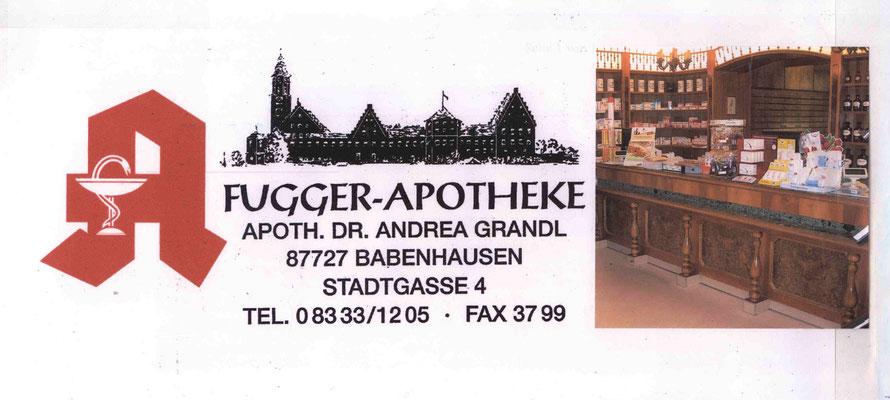 Fugger Apotheke
