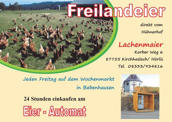 Hühnerhof Lachenmaier