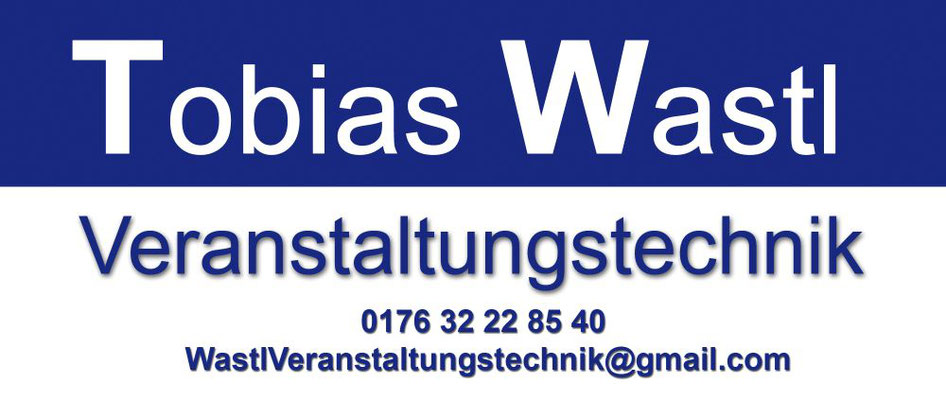 Tobias Wastl Veranstaltungstechnik