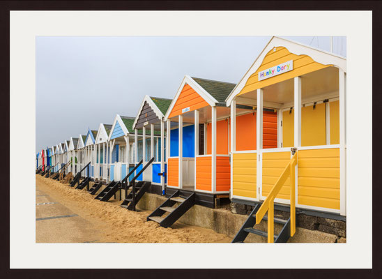 Hunky Dory, Beach Huts - Southwold, Suffolk, England