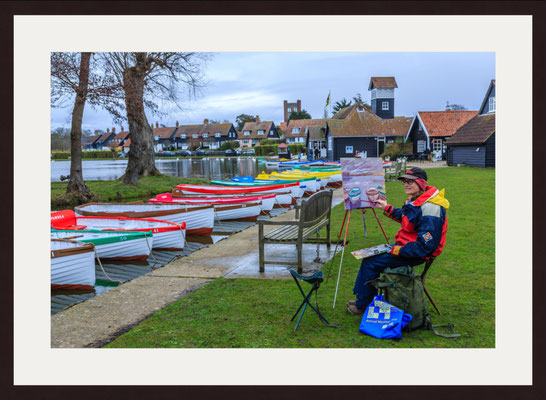 The Painter, Thorpeness  - Suffolk, United Kingdom