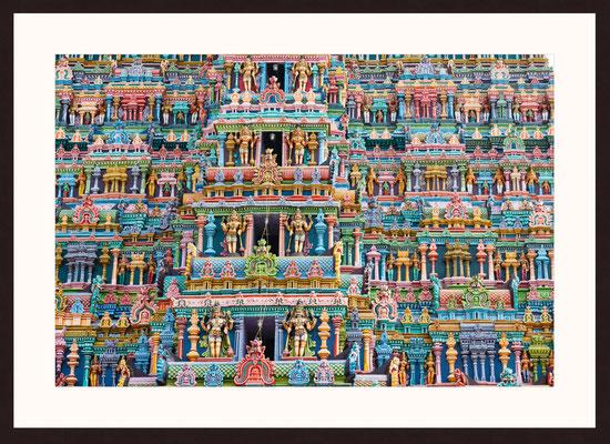 Meenakshi Amman Temple, Madurai, Tamil Nadu