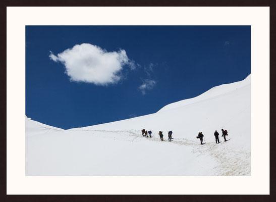 Bhawa Pass, Sarchpat, Himalaya, Himachal Prades