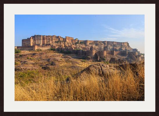 Mehrangarh Fort Palace, Jodhpur, Rajasthan