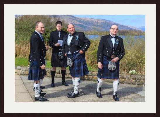 Scotsmen, Loch Lomond