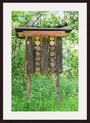 Insect Hotel, Neuenbuerg