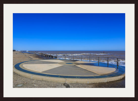 The Most Easterly Point In UK, Ness Point - Lowestoft, Suffolk, England