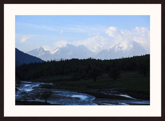 Sunrise, Kalaksar, Himachal Pradesh