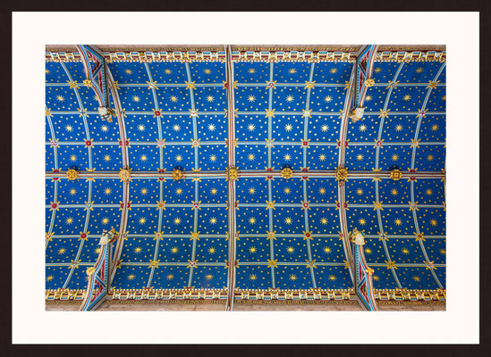 Ceiling Carlisle Cathedral