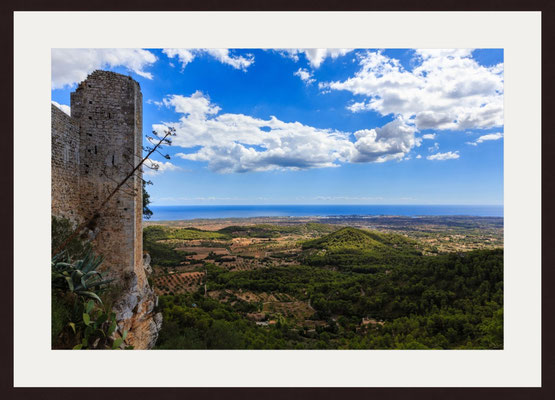 Castell de Santueri, Felanitx
