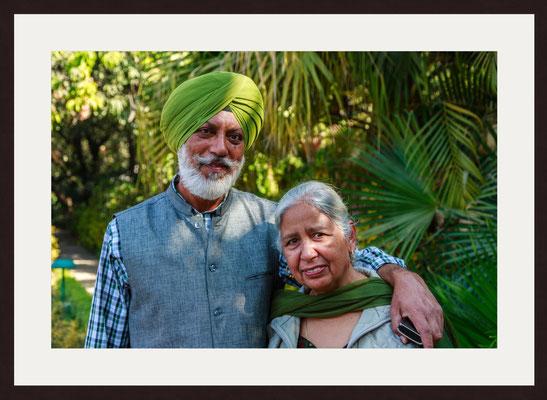 Couple, Saheliyo Badi Garden, Udaipur, Rajasthan