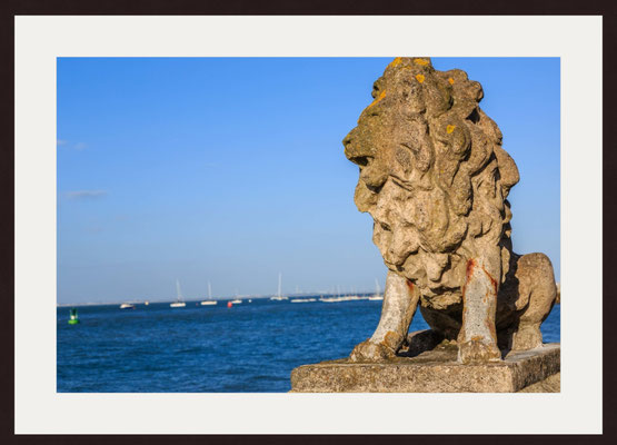 English Lion - Egypt Esplande, Cowes, Isle of Wight