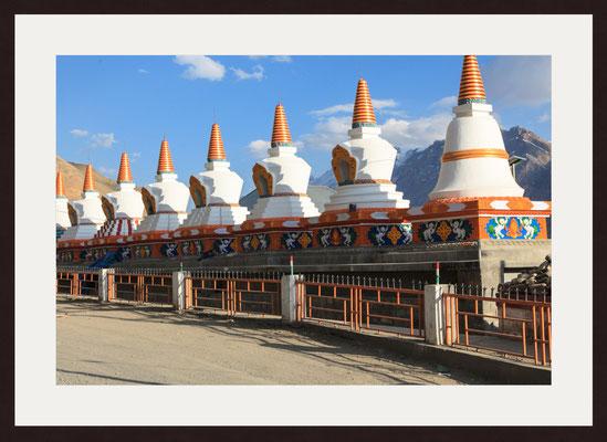 Stupa, Himachal Pradesh