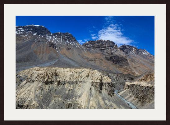 Striking Mountains, Kiato, Himachal Pradesh