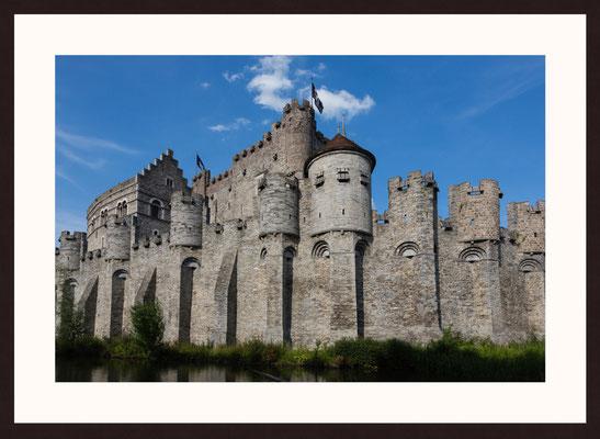 Gravensteen Castle, Gent