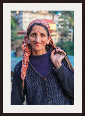Country Woman, Himachal Pradesh
