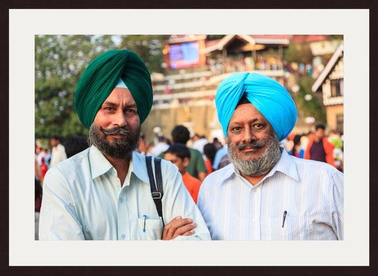 Sikhs, Shimla, Himachal Pradesh