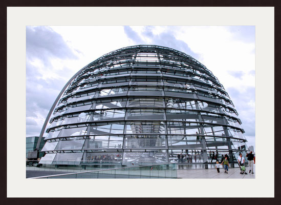 Dome Of The Reichstag, Berlin