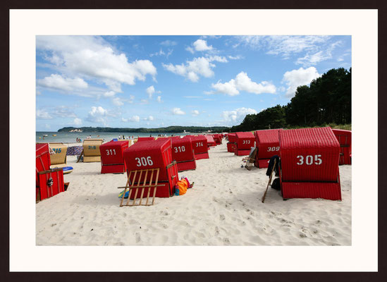Beach Chairs, Isle of Ruegen