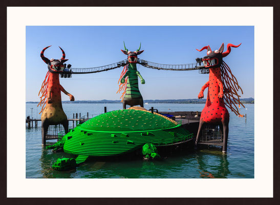 The Magic Flute, Bregenz