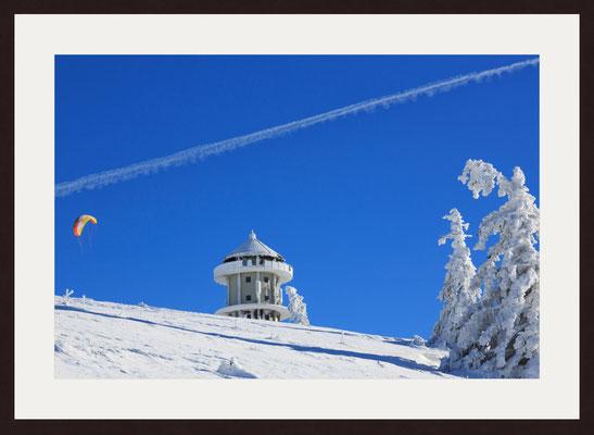 Snowkite, Feldberg