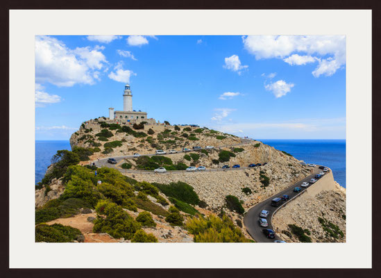 Cap Formentor, Traffic Jam - Mallorca, Spain
