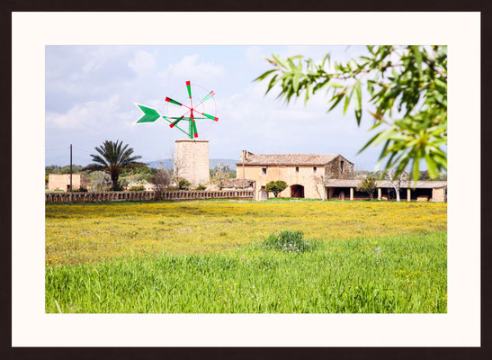 Windmill, Majorca