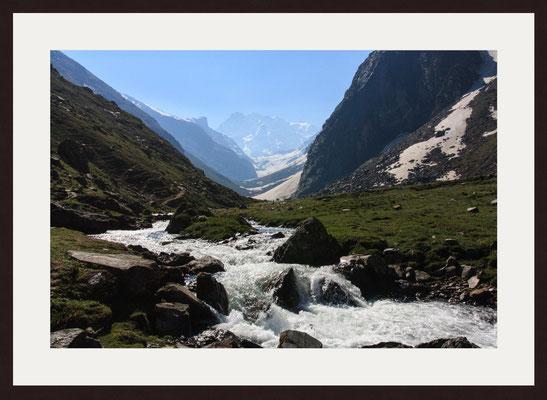 Glacier Water, Chhika, Himachal Pradesh