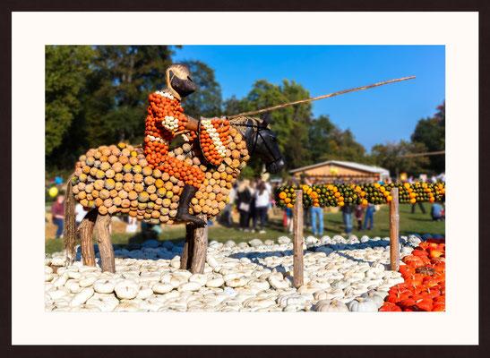Pumpkin Knight, Ludwigsburg