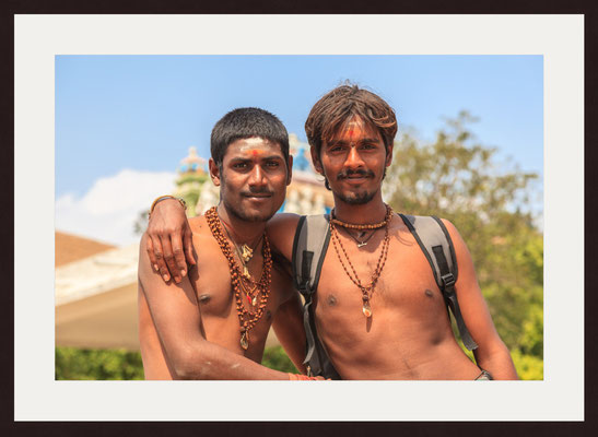Pilgrims, Dindigul, Tamil Nadu