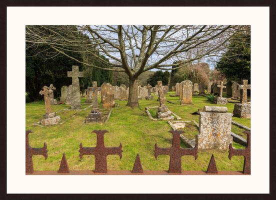 Cemetery, Corf Castle