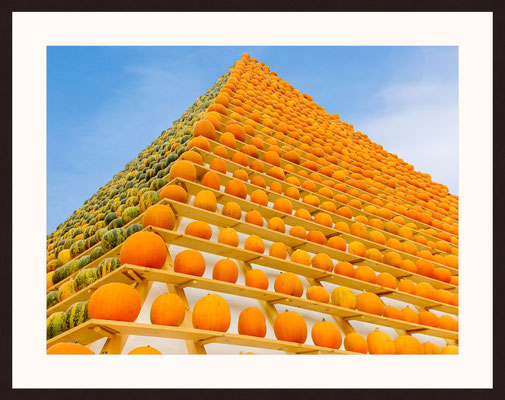 Pumpkin Pyramide, Ludwigsburg