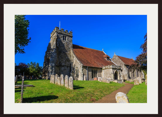 St George's Church of England, Arreton, Isle of Wight