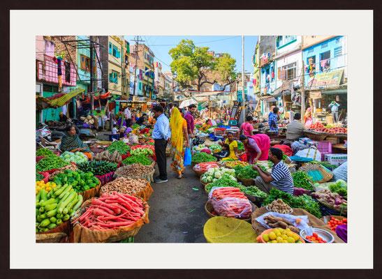 Old City Market, Udaipur, Rajasthan