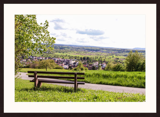 Resting Bench, Graefenhausen