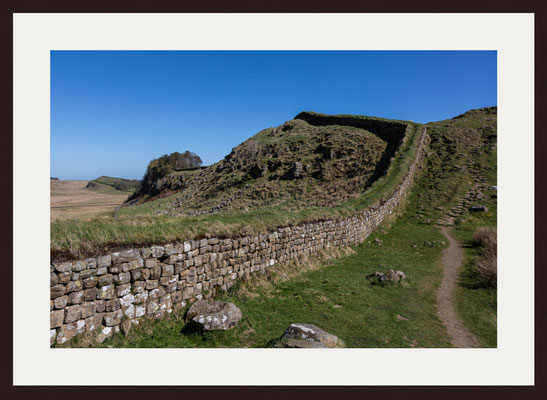 Hadrian´s Wall, Housesteads