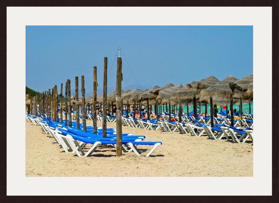 Beach Alcudia, Mallorca