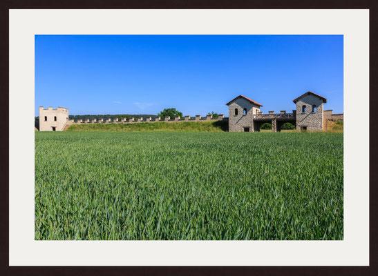Roman Castell, Pfuenz