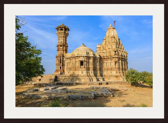 Kirti Stambha, Chittaurgarh, Rajasthan
