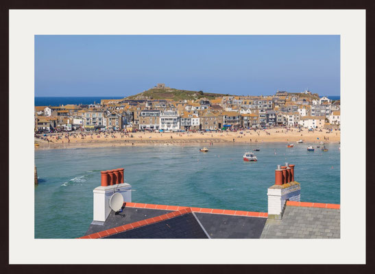 St. Ives - The  Jewel of Cornwall's Crown