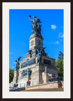 Niederwald Monument, Ruedesheim