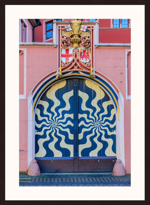 Medieval Door, Freiburg
