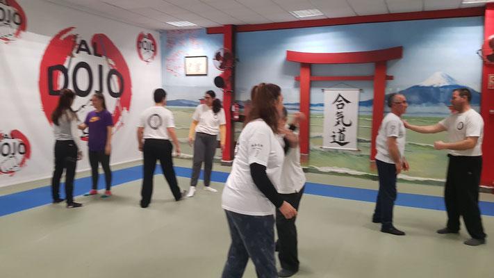 Wing Chun Fuenlabrada adultos