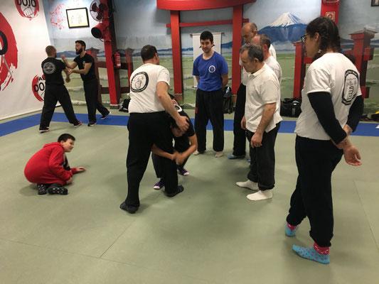 Wing Chun Kung Fu adultos Madrid